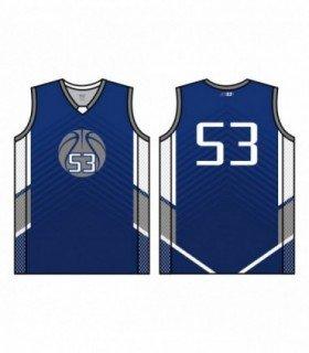 Pro Herren Basketball Trikot